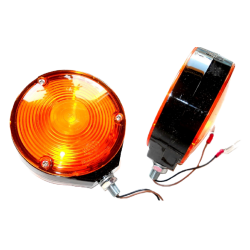 Lampa obrotowa 24V/H1 na magnes